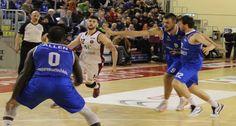 Roseto Basket. Impresa degli Sharks: batte (82-78) il Ferentino porta la serie a gara 5