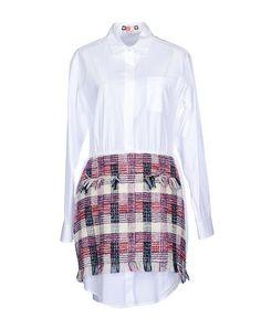 MSGM Shirt Dress. #msgm #cloth #dress