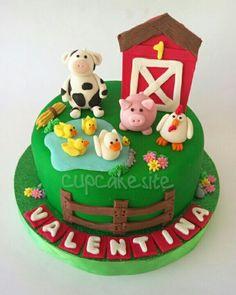 Farm cake Torta granja