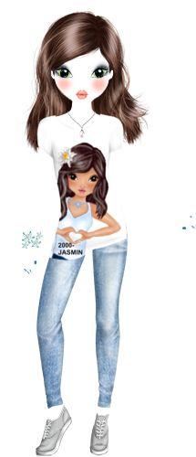 TOPModel 2000-Jasmin (nicht ich)