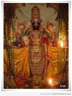 Sri Cheluvanarayana, Melukote, Karnataka.