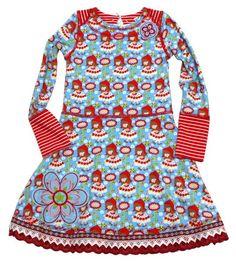 Jersey kleid 122