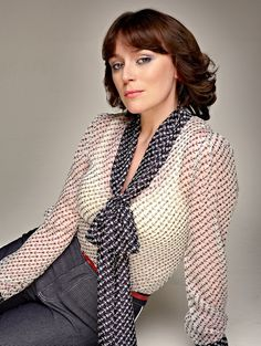 Alex Drake's hair was best in Series 2!