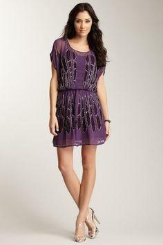 Flapper-ish Embellished Dress