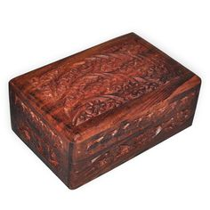 Dakshcraft Jewelry Box Wood Carved Unusual Gifts for Women,rakhi gift for girls