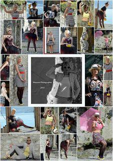 fashion addicted : IRIS COLLECTION ESTATE 2015 BY IRINA TIRDEA