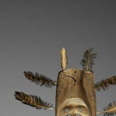 Masque inuit 19ème siècle