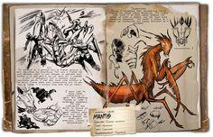 Dossier Mantis