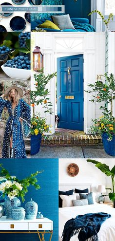 Interior Decor Color Trends For 2020 – Lamour Artisans Colorful Decor, Colorful Interiors, Home Interior Design, Interior Decorating, Studio Interior, Interior Colors, Luxury Interior, Decorating Tips, Interiores Art Deco