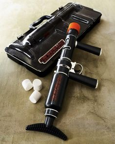 Fancy - Executive Elite Marshmallow Blaster