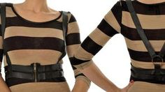(French language) DIY leather harness - Diy fashion tutorial by Boat people Boutique on Vimeo