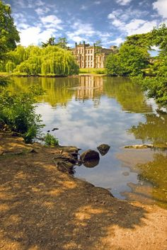 Elvaston Castle Park - Photos - Derbyshire, England. Dates from the 16th century