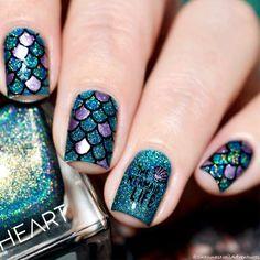 Nail Art Designs, Green Nail Designs, Nail Art Halloween, Cruise Nails, Nails For Kids, Disney Nails, Nail Decorations, Green Nails, Nail Art Diy