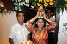 Sunila Patil and Himanshu Patil