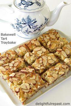 Bakewell Tart Trayba