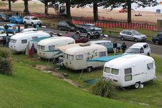 Sunliners - vintage caravan perfection
