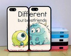 iphone 6 couple cases different but best friends double case
