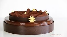 Tarta de Chocolate y Mango con Glaseado Espejo - YouTube Mango Chocolate, Chocolate Mousse Cake, Chocolate Covered, Fancy Desserts, Party Cakes, How To Make Cake, Baked Goods, Cake Decorating, Sweets
