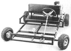 Build Your Own Go Kart - Two Person