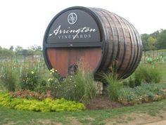Kix Brooks' Arrington vineyard in Tennessee