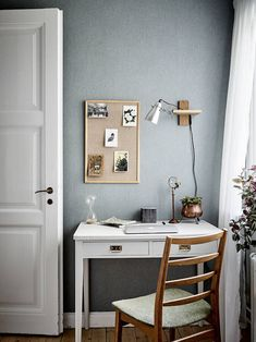 my scandinavian home: Get the look: A Swedish Home with a Floral Touch!