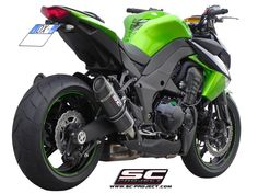SC-Project Ovals: For the Kawasaki Advanced MotoGP Exhaust Technology. Motorcycle exhaust has been constructed from the absolute finest components. Motorcycle Exhaust, Motogp, Exhausted, Vehicles, Projects, Log Projects, Cars, Vehicle