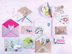 Die 26 Besten Bilder Von Briefumschlag Basteln Diy Presents Paper