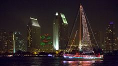 San Diego Bay Parade Of Lights Simple San Diego Bay Parade Of Lights  Starting At 530Pm On Sunday Dec Design Decoration