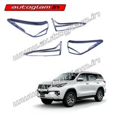 Toyota Fortuner 2016 Model is one the most promising cars. Toyota Fortuner 2016, Chrome Door Handles, Bike Accessories, Cladding, Nike Logo, India, App, Luxury, Link