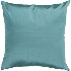 Astoria Grand Appley Solid Luxe Synthetic Throw Pillow & Reviews | Wayfair