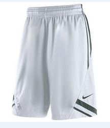 Missouri Tigers Nike New Classics Performance Basketball Shorts - White College Basketball Shorts, Basketball Pants, Basketball Court, Spartan Clothing, Men's Clothing, Missouri Tigers, Michigan State Spartans, Kentucky Wildcats, Team Apparel