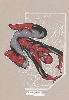 Spider-Man by Rafa Sandoval