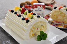 Cake Receipe, Choux Pastry, Romanian Food, No Cook Desserts, Sweet Tooth, Deserts, Mousse, Easter, Sweets
