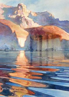 David Drummond Watercolor - Google Search