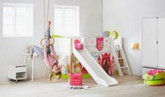 43 Besten Hochbett Mit Rutsche Bilder Auf Pinterest Kids Room