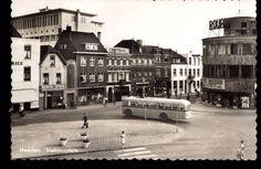 1963, stationsplein