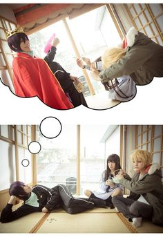 Noragami cosplay - this is so amazing!
