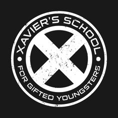 Check out this awesome 'Xavier%27s+School' design on @TeePublic!