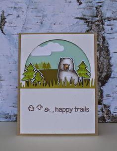 the Lawn Fawn blog: Happy Trails