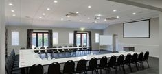 With natural light and indoor / outdoor flow to a covered courtyard area, Tauhara 2 seats up to 120 delegates theatre style. Tauhara 2 is our second largest conference room and has its own amenities and a function bar