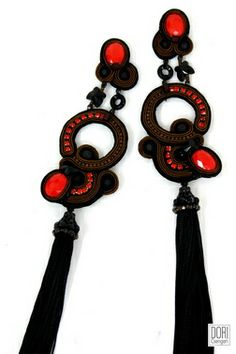 click to purchase our Opium earrings