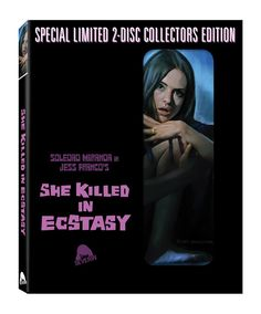 DVD: She Killed in Ecstasy and  Vampyros Lesbos
