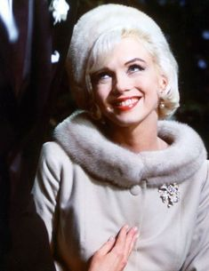 """Miss Vanilla - Marilyn Monroe in """"Something's Got To Give""""..."""