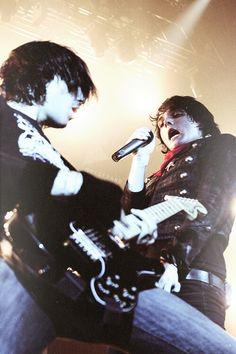 Frank and Gerard
