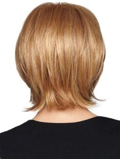 simple Medium Length Hairstyles for Round Faces 2