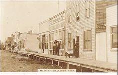 RP: Main Street Storefronts , KELLIHER , Saskatchewan , Canada , 00-10s Item# SCVIEW159007 (165789425)