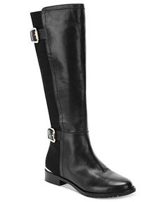 Isaac Mizrahi New York Boots, Amit Tall Riding Boots - All Women's Shoes - Shoes - Macy's