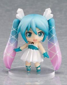 Vocaloid - Hatsune Miku - Nendoroid Petit - Nendoroid Petit Hatsune Miku Selection - Micrystal☆ (Good Smile Company)