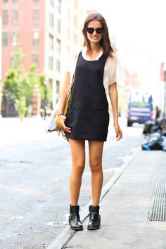 Love this look! #NYC