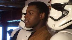 John Boyega Appears At 'Secrets Of The Force Awakens' Screening Talks 'Episode VIII'
